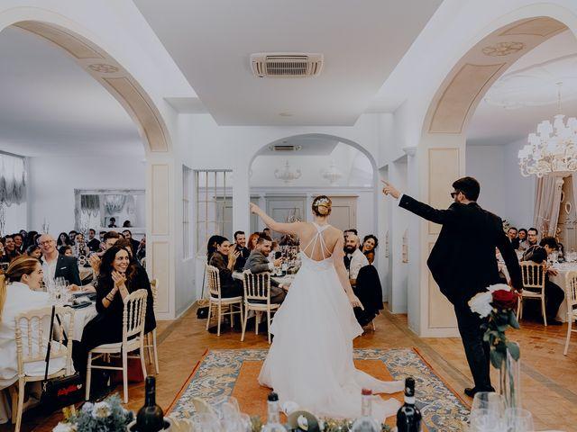 Il matrimonio di Lorenzo e Martina a Montespertoli, Firenze 55