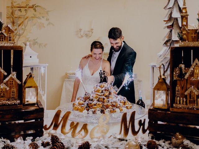 Il matrimonio di Lorenzo e Martina a Montespertoli, Firenze 59