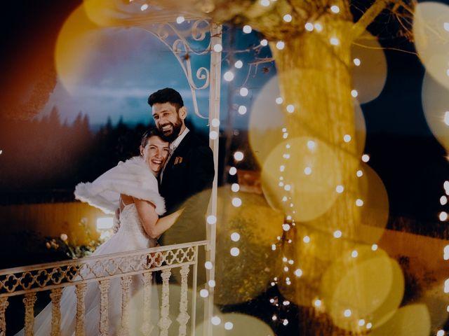 Il matrimonio di Lorenzo e Martina a Montespertoli, Firenze 63