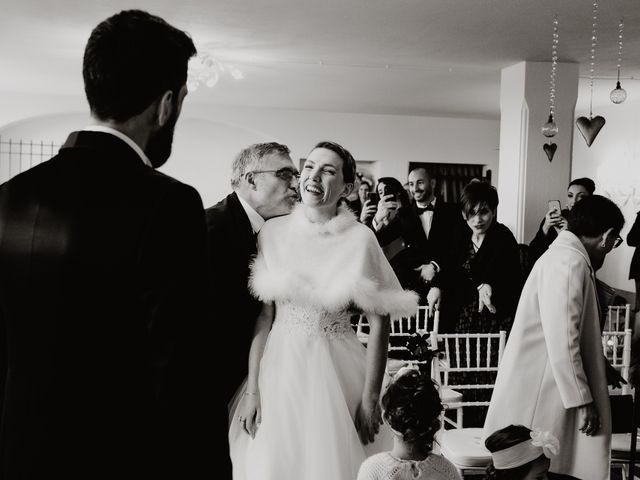 Il matrimonio di Lorenzo e Martina a Montespertoli, Firenze 25