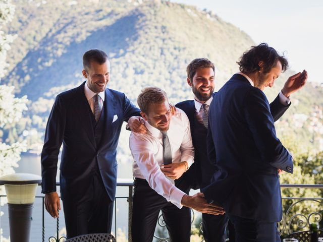 Il matrimonio di Federico e Carola a Como, Como 23