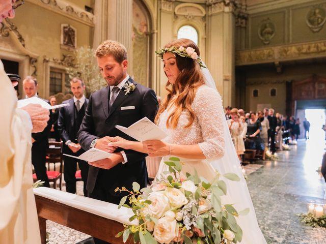 Il matrimonio di Federico e Carola a Como, Como 31