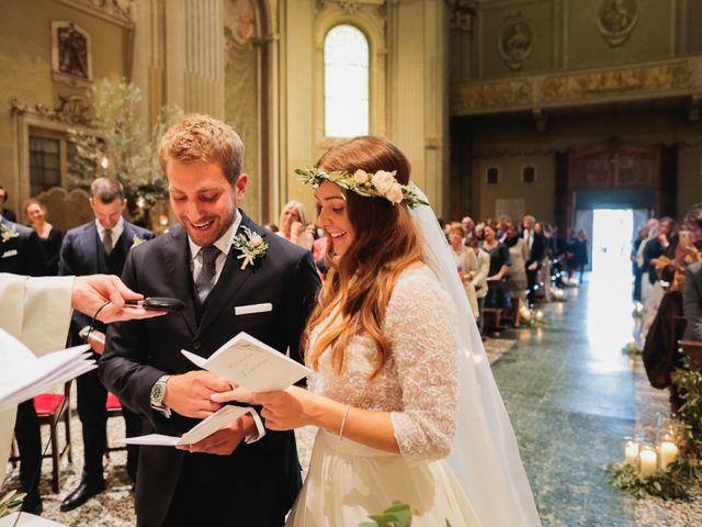 Il matrimonio di Federico e Carola a Como, Como 32