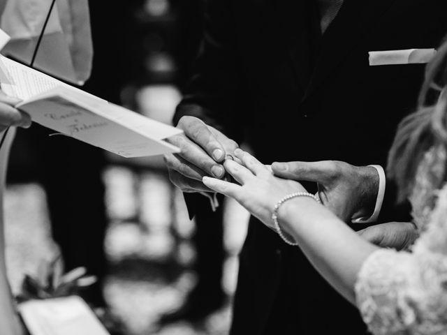 Il matrimonio di Federico e Carola a Como, Como 34