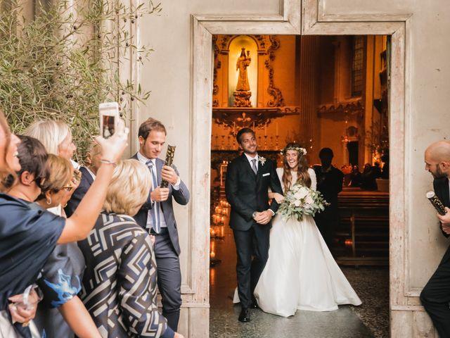 Il matrimonio di Federico e Carola a Como, Como 36