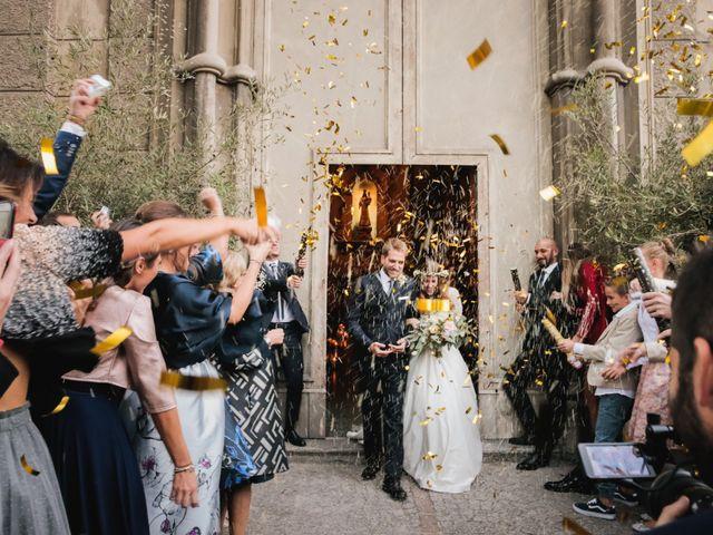 Il matrimonio di Federico e Carola a Como, Como 37