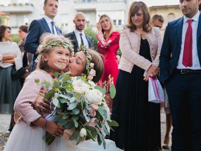 Il matrimonio di Federico e Carola a Como, Como 41