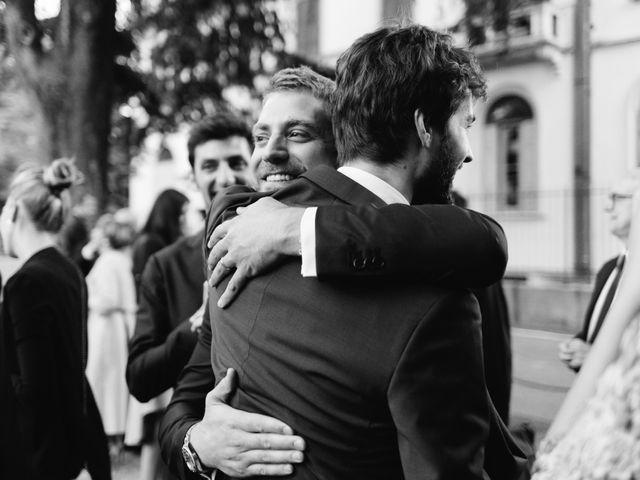 Il matrimonio di Federico e Carola a Como, Como 42