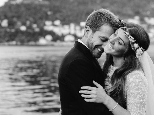 Il matrimonio di Federico e Carola a Como, Como 44