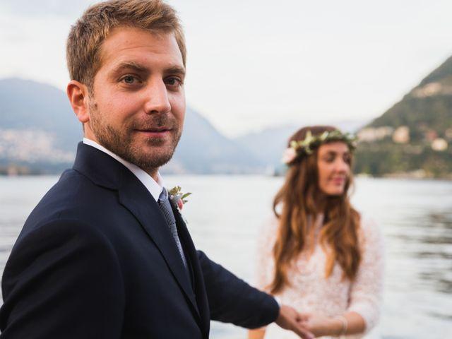 Il matrimonio di Federico e Carola a Como, Como 46