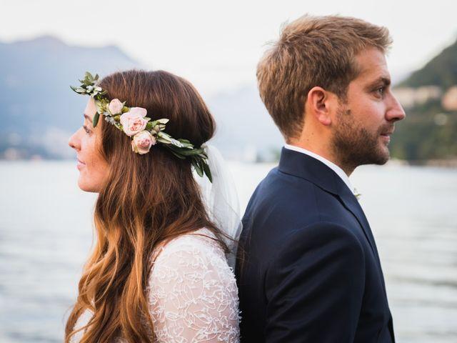 Il matrimonio di Federico e Carola a Como, Como 48