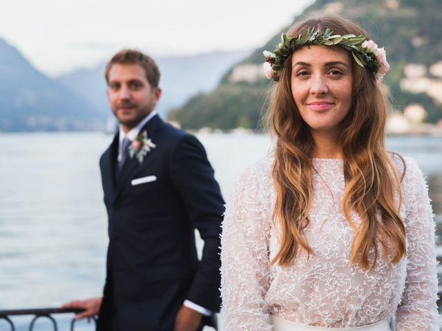 Il matrimonio di Federico e Carola a Como, Como 50