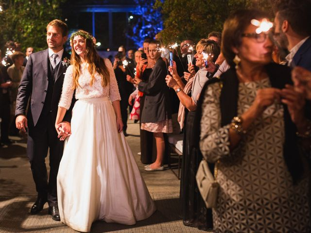 Il matrimonio di Federico e Carola a Como, Como 72