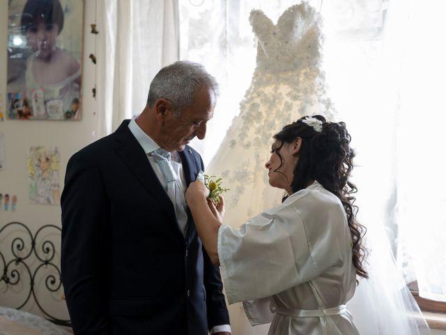 Il matrimonio di Nicola e Aurora a Bagnoregio, Viterbo 7