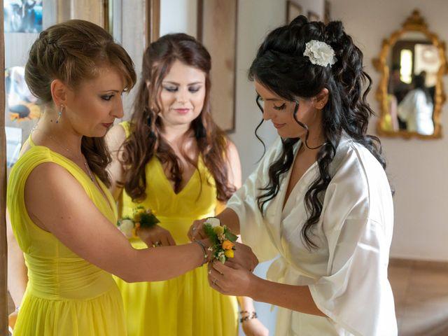 Il matrimonio di Nicola e Aurora a Bagnoregio, Viterbo 8