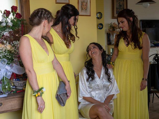 Il matrimonio di Nicola e Aurora a Bagnoregio, Viterbo 13