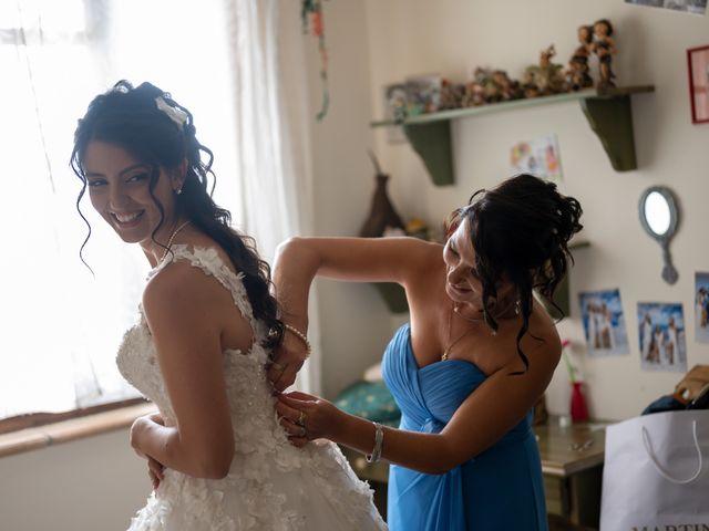 Il matrimonio di Nicola e Aurora a Bagnoregio, Viterbo 15