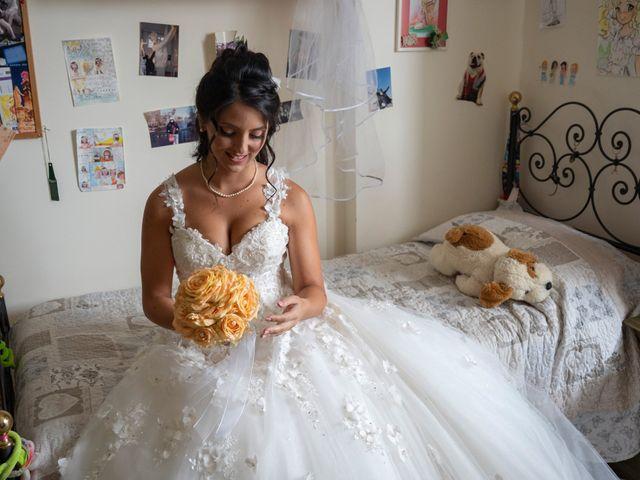 Il matrimonio di Nicola e Aurora a Bagnoregio, Viterbo 16