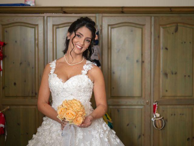 Il matrimonio di Nicola e Aurora a Bagnoregio, Viterbo 17