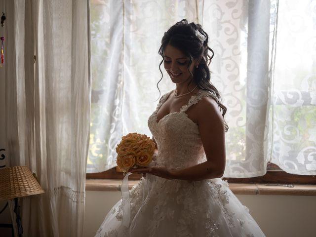 Il matrimonio di Nicola e Aurora a Bagnoregio, Viterbo 18