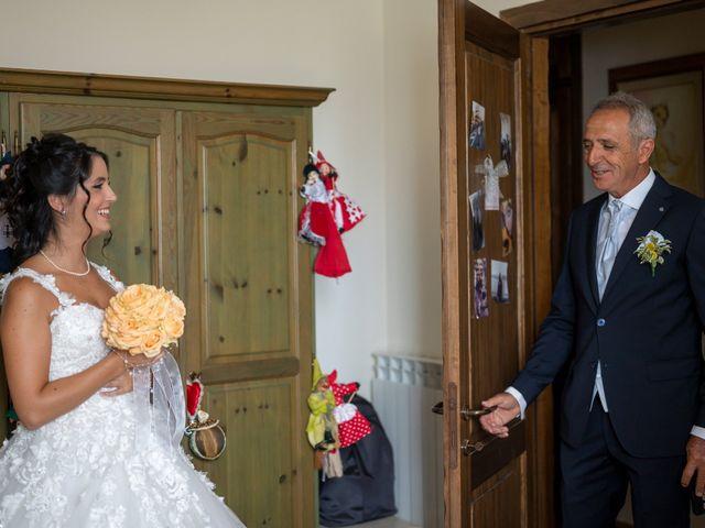 Il matrimonio di Nicola e Aurora a Bagnoregio, Viterbo 20