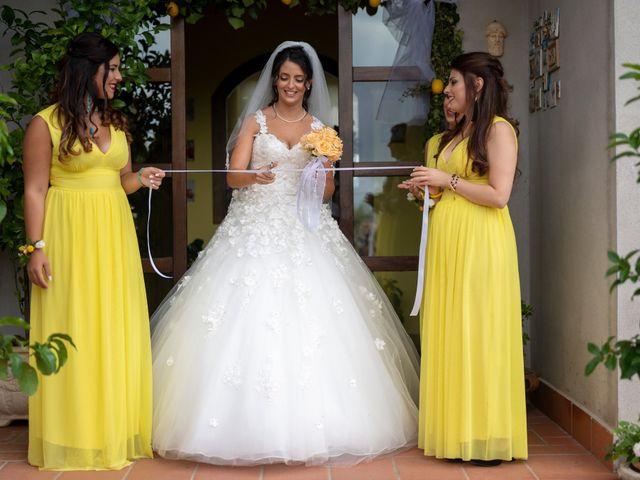 Il matrimonio di Nicola e Aurora a Bagnoregio, Viterbo 22