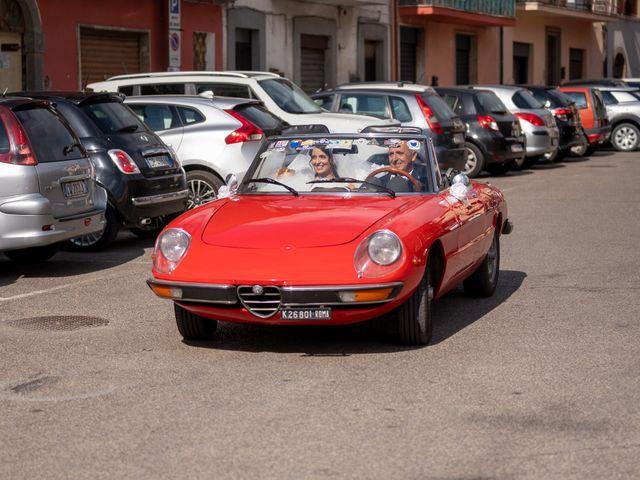 Il matrimonio di Nicola e Aurora a Bagnoregio, Viterbo 28