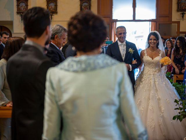 Il matrimonio di Nicola e Aurora a Bagnoregio, Viterbo 30