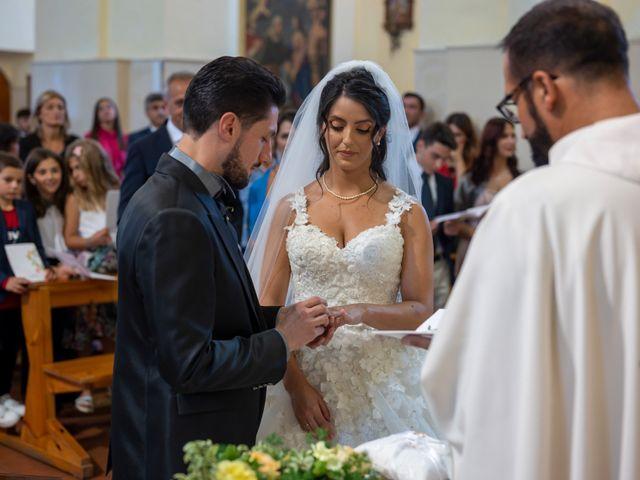 Il matrimonio di Nicola e Aurora a Bagnoregio, Viterbo 33