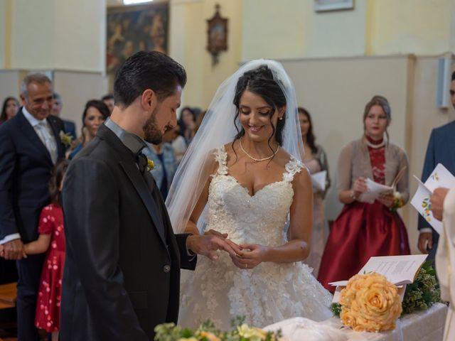 Il matrimonio di Nicola e Aurora a Bagnoregio, Viterbo 34