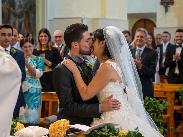 Il matrimonio di Nicola e Aurora a Bagnoregio, Viterbo 35