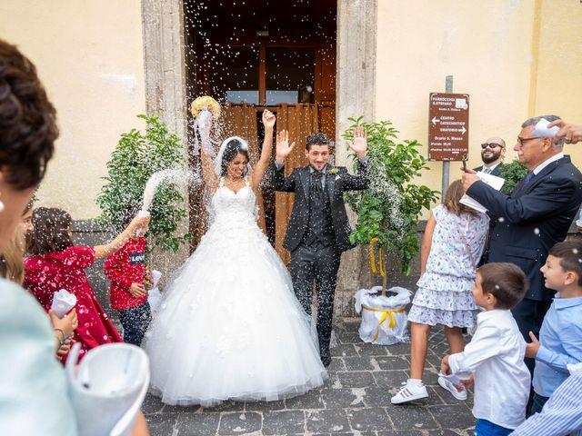 Il matrimonio di Nicola e Aurora a Bagnoregio, Viterbo 38