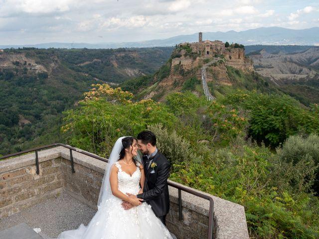 Il matrimonio di Nicola e Aurora a Bagnoregio, Viterbo 40