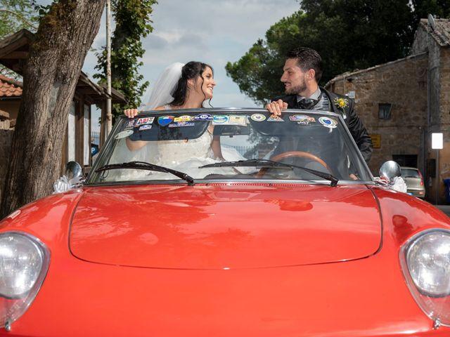 Il matrimonio di Nicola e Aurora a Bagnoregio, Viterbo 45