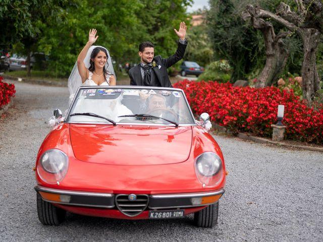 Il matrimonio di Nicola e Aurora a Bagnoregio, Viterbo 46