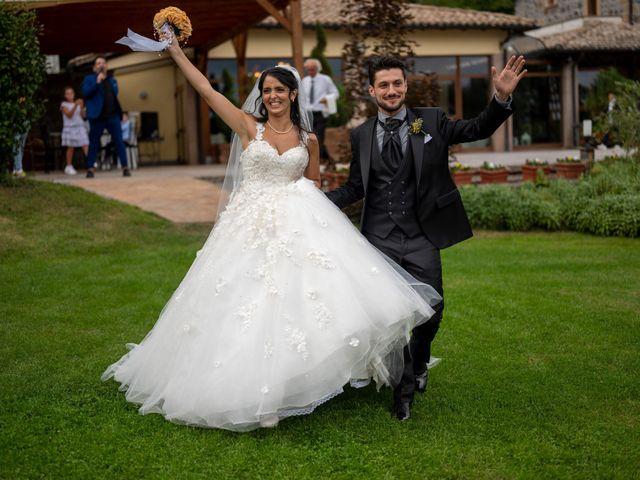 Il matrimonio di Nicola e Aurora a Bagnoregio, Viterbo 47