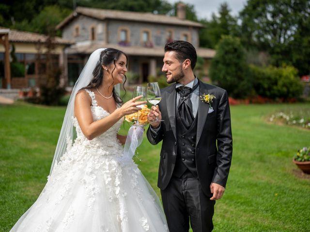 Il matrimonio di Nicola e Aurora a Bagnoregio, Viterbo 48