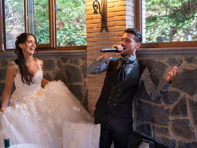 Il matrimonio di Nicola e Aurora a Bagnoregio, Viterbo 50