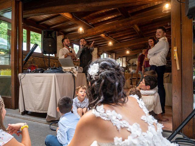 Il matrimonio di Nicola e Aurora a Bagnoregio, Viterbo 51
