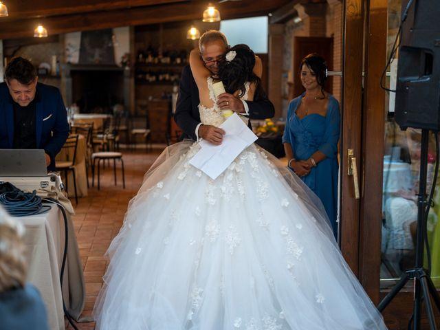 Il matrimonio di Nicola e Aurora a Bagnoregio, Viterbo 52