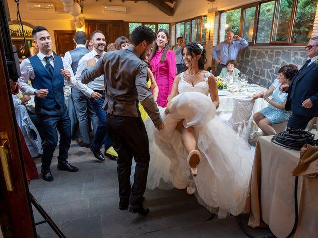 Il matrimonio di Nicola e Aurora a Bagnoregio, Viterbo 53