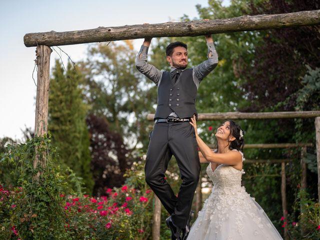 Il matrimonio di Nicola e Aurora a Bagnoregio, Viterbo 56