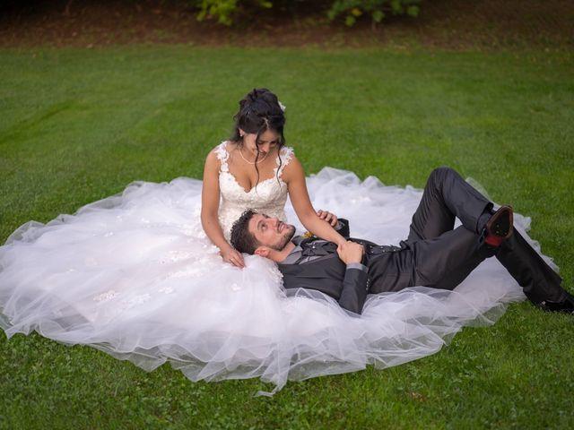 Il matrimonio di Nicola e Aurora a Bagnoregio, Viterbo 59