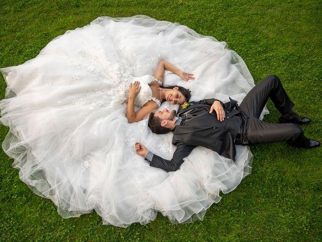Le nozze di Aurora e Nicola