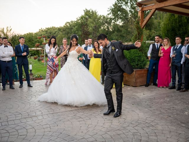 Il matrimonio di Nicola e Aurora a Bagnoregio, Viterbo 61