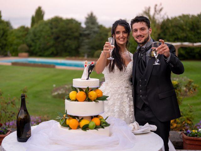 Il matrimonio di Nicola e Aurora a Bagnoregio, Viterbo 64