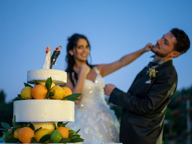 Il matrimonio di Nicola e Aurora a Bagnoregio, Viterbo 66
