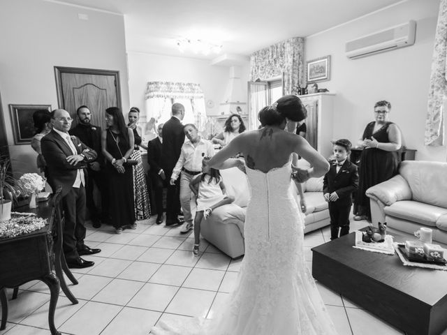 Il matrimonio di Ivan e Noemi a Enna, Enna 10