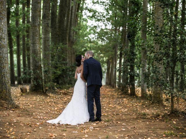 le nozze di Noemi e Ivan