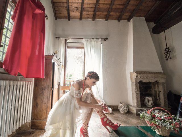 Il matrimonio di Silvia e Stefano a Mentana, Roma 5